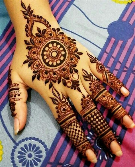 20 beautiful and easy mehndi designs k4 craft
