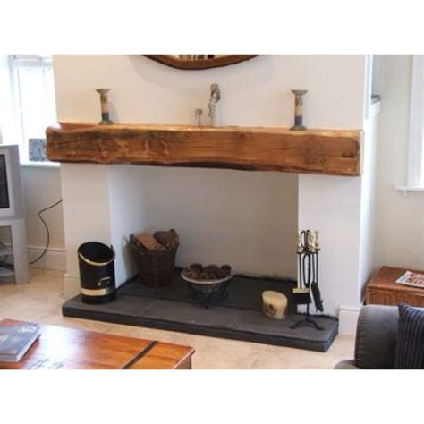 Oak Beam Above Fireplace by Oak Beam Slate Hearth Stick In A Wood Burning Stove