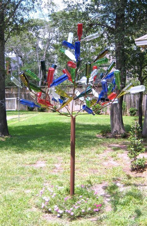bottle tree diy diy bottle tree