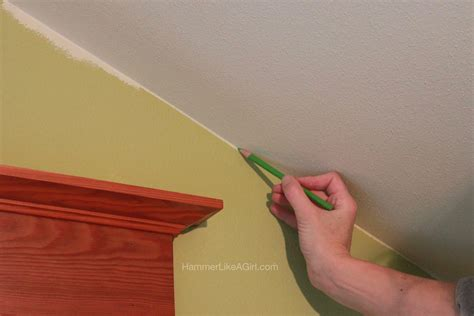 How To Paint Between Ceiling And Wall by Painting Techniques Wall To Ceiling Hammer Like A