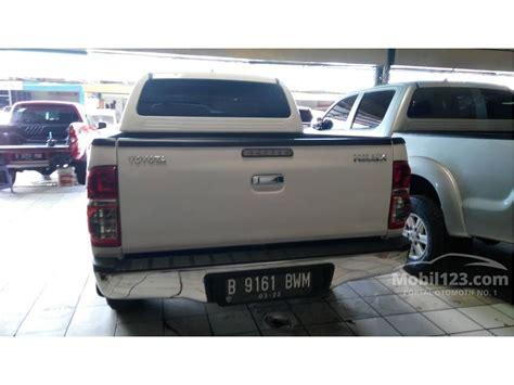 Spion Mobil Hilux jual mobil toyota hilux 2012 g 2 5 di dki jakarta manual up putih rp 270 000 000 3656697