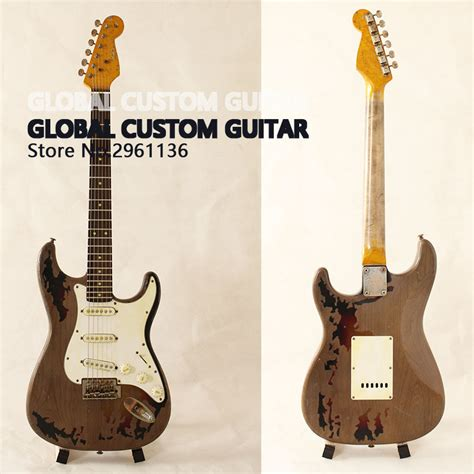 Electric Guitar Handmade - electric guitar the new handmade remains st srv electric