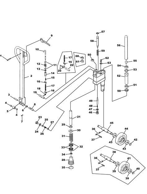 pallet parts diagram crown pallet parts wiring diagrams wiring