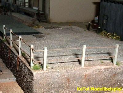 zaun löwe zaun mit betonpfeilern leichte ausf 252 hrung