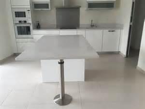 pied de plan de travail cuisine pieds de table en granit ou quartz en gironde bordeaux hm deco
