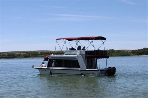 boats for sale parker az houseboat completely refit 93 yukon delta with trailer