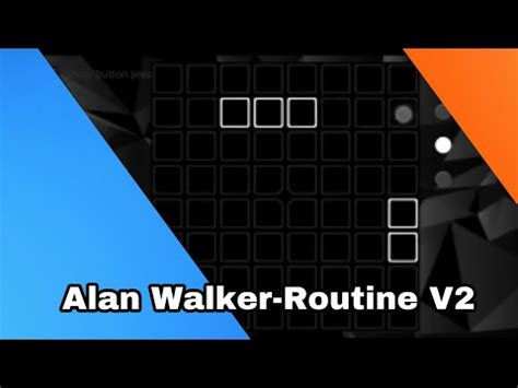 alan walker routine project file alan walker routine v2 unipad download na