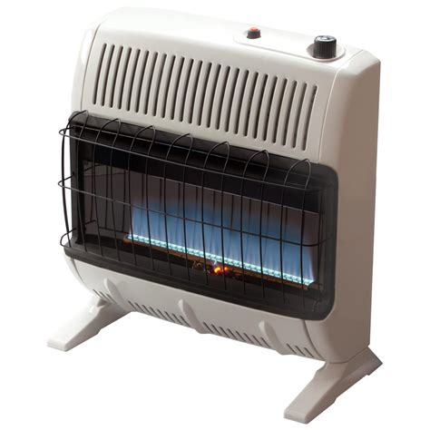 Gas Heaters For Garage by Mr Heater 174 30 000 Btu Vent Free Blue Gas Heater