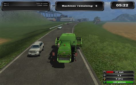 Ls 11 Gold farming simulator 2011 jocuri