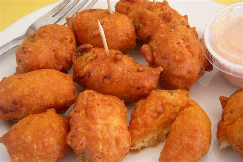 couch fritters conch fritters photo