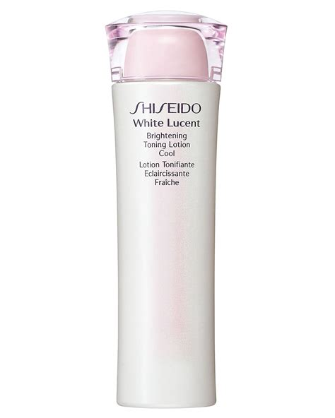 Shiseido White Lucent shiseido white lucent brightening toning lotion