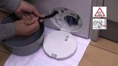 Siemens Waschmaschine Laugenpumpe Lässt Sich Nicht öffnen by Entretenir Lave Linge Bosch Comment D 233 Bloquer La