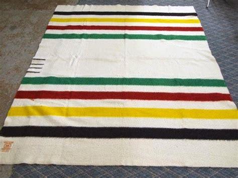 Hudson Bay Blanket by Ox Cart