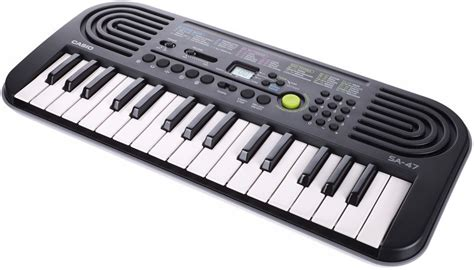 Keyboard Casio Sa 47 casio sa 47 thomann uk