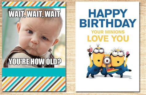 Funniest Birthday Cards Funny Birthday Cards To Share A Laugh Amoyshare