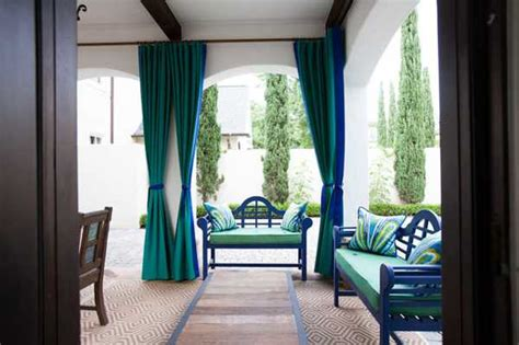 Turquoise Living Room Curtains Designs Modern Interior Design 9 Decor And Paint Color Schemes That Include Gray Color