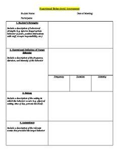 plan template social work 1000 images about positive behavior plan on