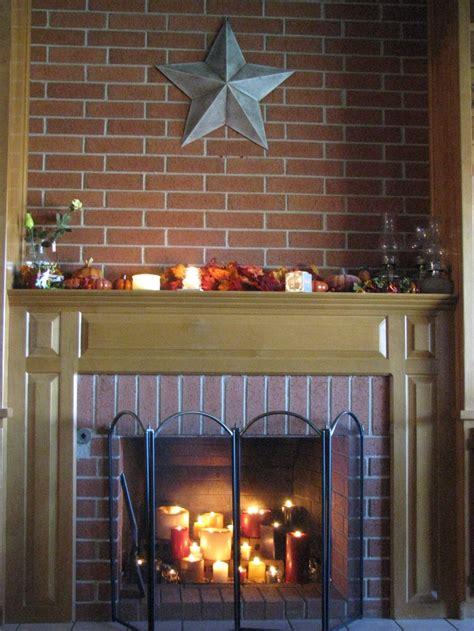 Fireplace With Candles by Fireplace With Candles Fireplace