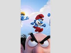 Wallpaper Get Smurfy, Best Animation Movies of 2017 ... Noah Movie Wallpaper