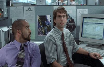 Office Space What Would You Say Gif Easy Gifs Find On Giphy