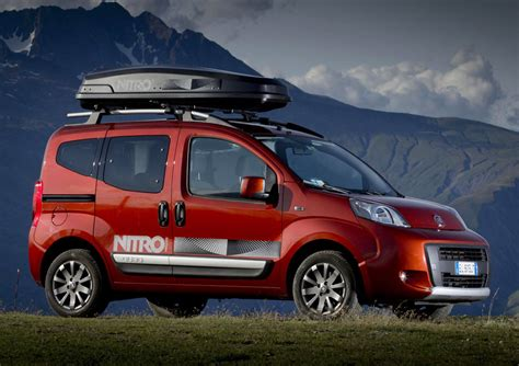 fiat ready to launch two special editions of the qubo and