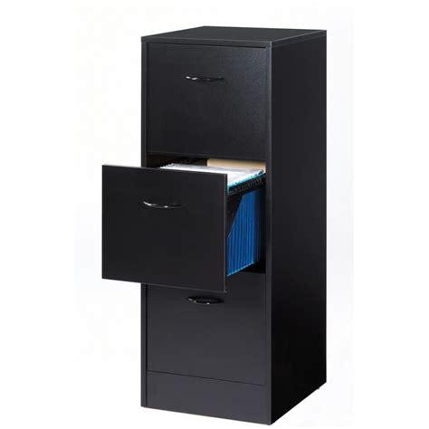 classeur tiroirs dossiers suspendus classeur 3 tiroirs pour dossiers suspendus noir rank