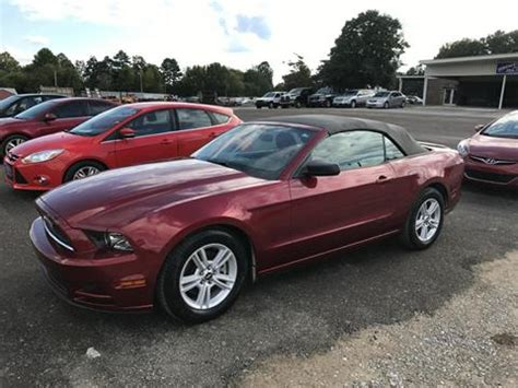used mustangs for sale in alabama 2014 ford mustang for sale in alabama carsforsale