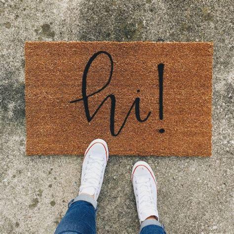 Unique Doormats Outdoor 25 Best Ideas About Doormats On