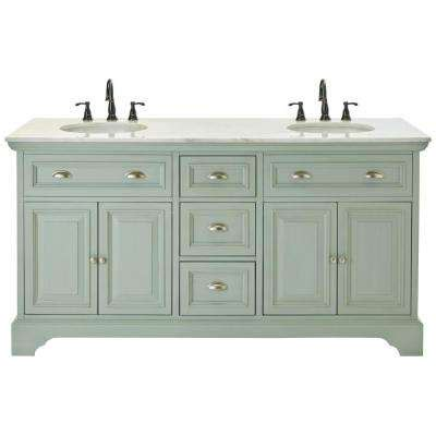 Home Decorators Collection Free Shipping by Double Sink Bathroom Vanities Bath The Home Depot