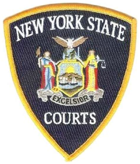 New York State Unified Court System Criminal History Record Search New York State Court Officers