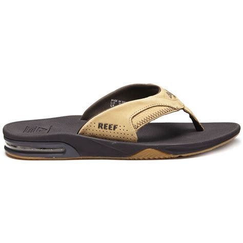reef s fanning sandal reef sandals 28 images reef leather fanning sandals