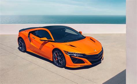 2019 Acura Nsx Type R by 2019 Acura Nsx Gets A Refresh