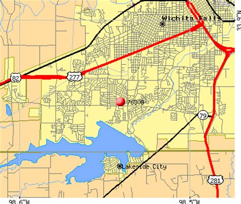 zip code map wichita falls tx 76308 zip code wichita falls texas profile homes