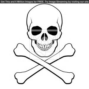 Skull And Crossbones Coloring Pages  AZ sketch template