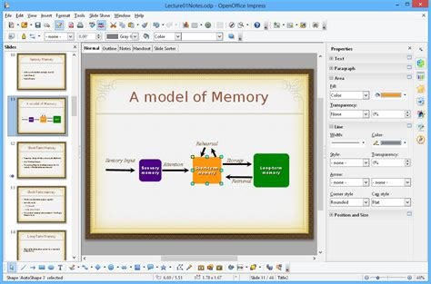 open office presentation themes apache openoffice impress