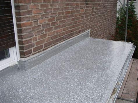 beton nachträglich wasserdicht machen balkon abdichten fl 252 ssigkunststoff fl ssigkunststoff