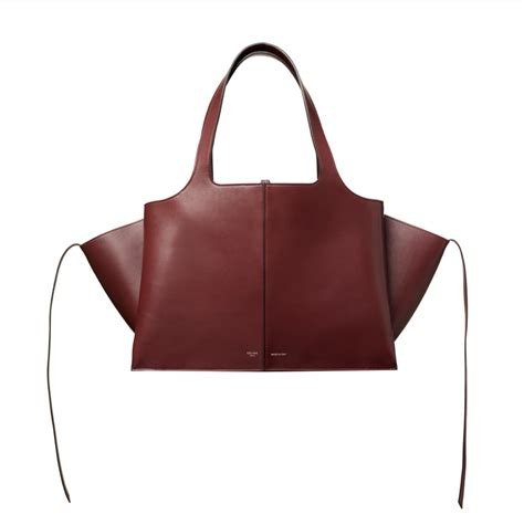 Accessory Of The Week The Bag 7 by Object Tri Fold Bag By C 233 Line