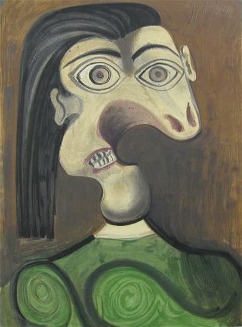 picasso paintings maar portrait of maar painting by pablo picasso