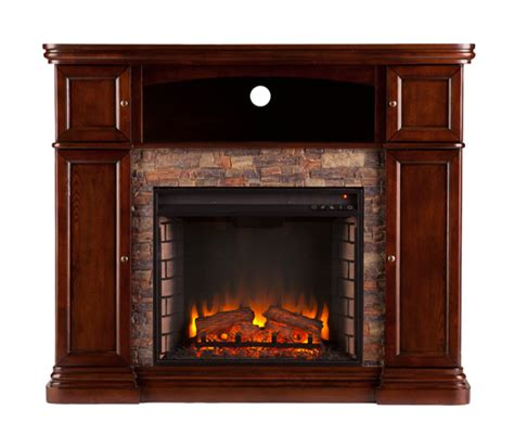 47 5 quot hillcrest faux electric media fireplace