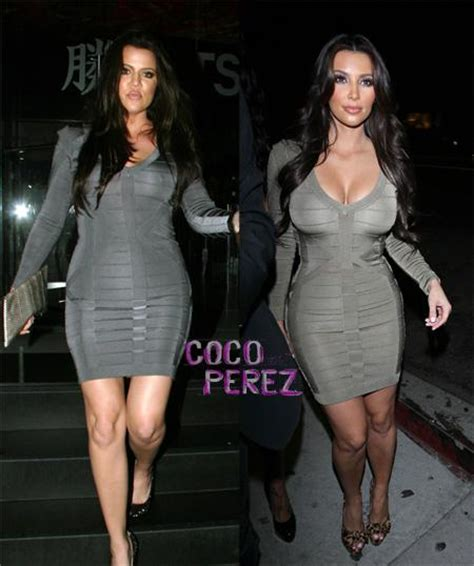 Who Wore Bebe Better by Khloe Vs Who Wore It Better Cocoperez