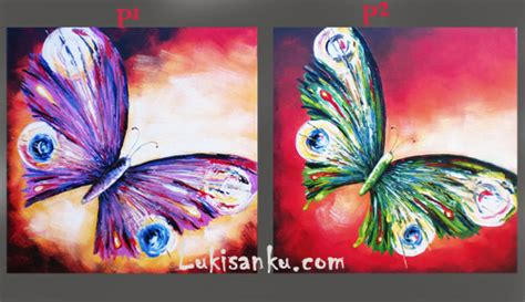 Lukisan Bunga Kode Flower Mini Hijau Lukisanku cari jual lukisan murah kaskus