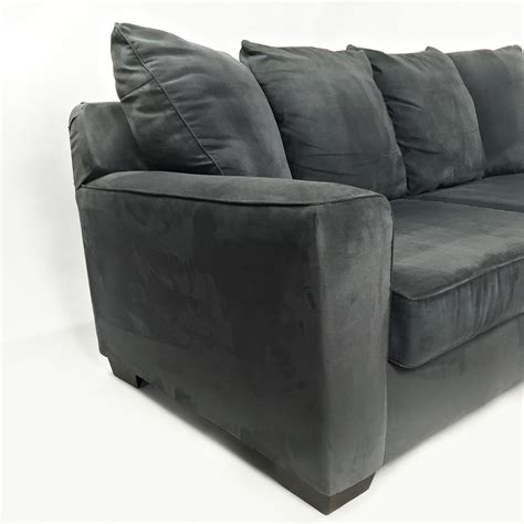 raymour and flanigan sectional sofa 60 off raymour and flanigan raymour flanigan
