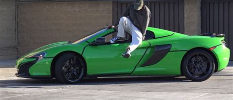 mclaren sending electric shocks to those who try to