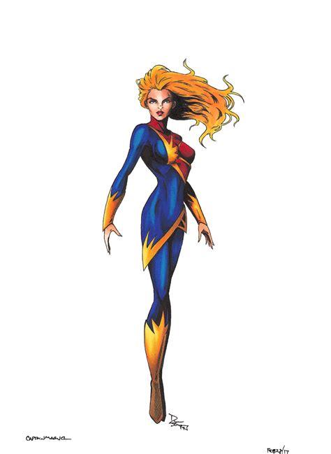 Costume Marvel Captain F766 costume contest 121 captain marvel carol danvers artist show comic vine