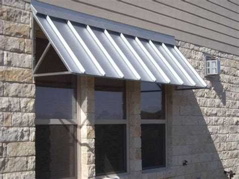 steel awnings awnings dallas fort worth residential metals