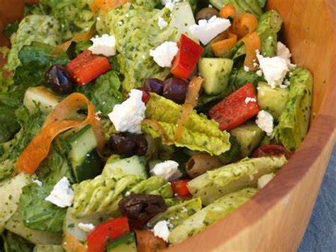 Pasta Salad Recipes With Italian Dressing big italian salad once upon a chef
