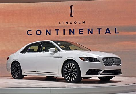 continental specs 2017 lincoln continental price specs 2016 new car