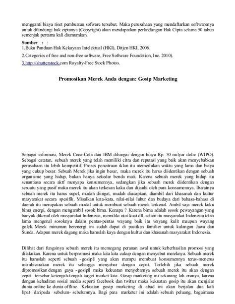 50 Tahun Indonesia Merdeka Lengkap 2 Jilid buku hak kekayaan intelektual hki jilid 2
