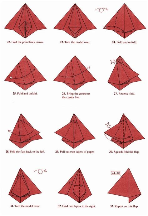 Complex Origami Diagrams - origami diagrams complex driverlayer search engine