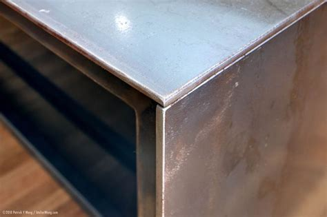 Steel Plate Countertop by Pin By Donabed On House Ideas